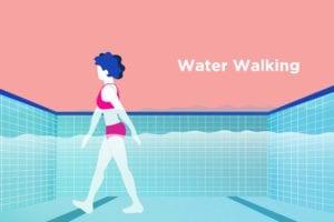 Water Exercise for Arthritis Water Walking