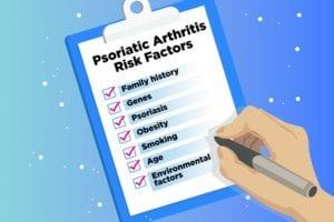 Psoriatic Arthritis Risk Factors