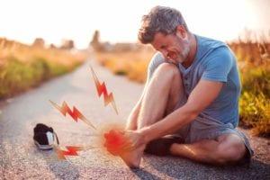 Gout Attack in Big Toe