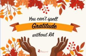 Gratitude and Arthritis