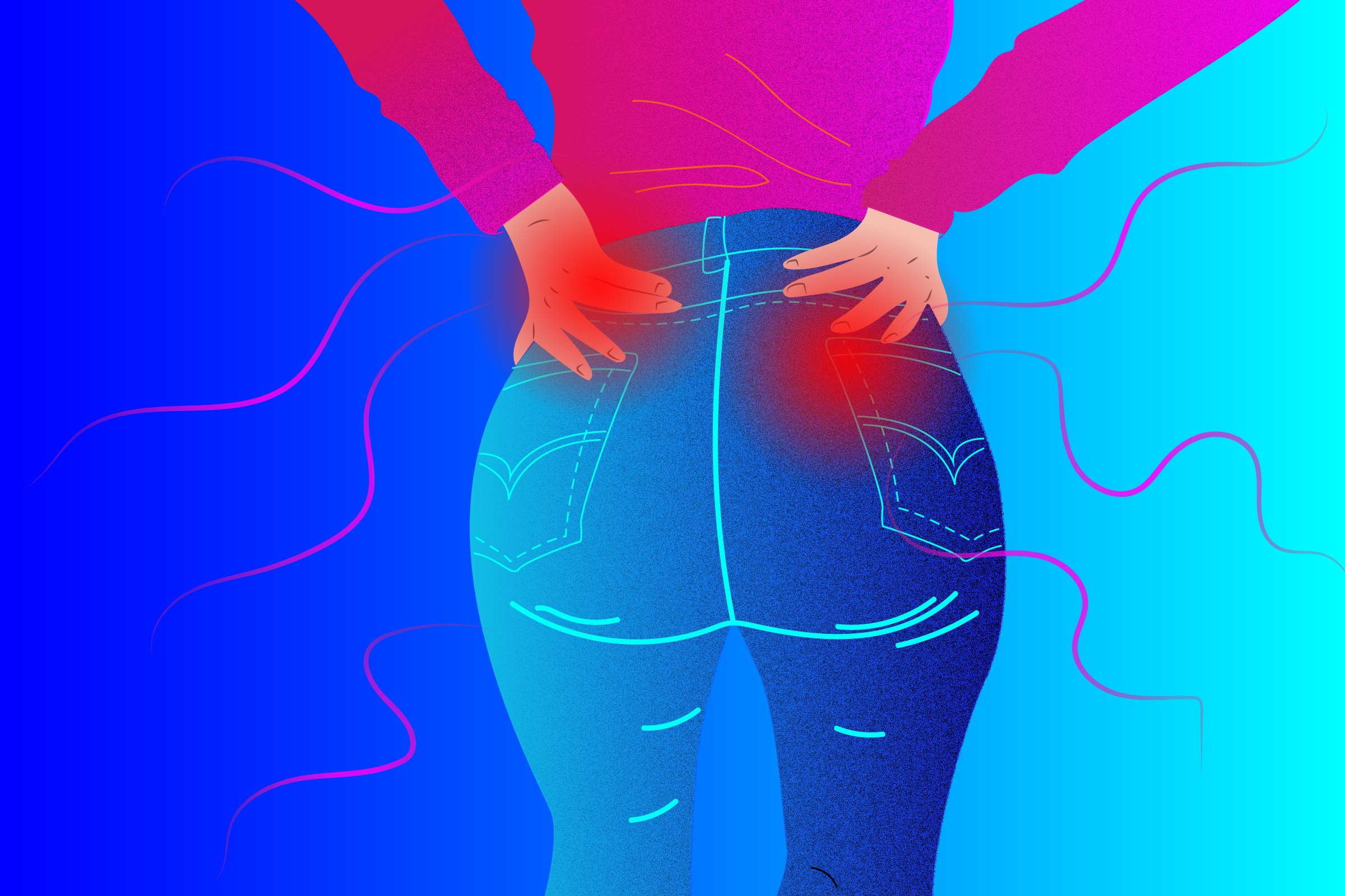 Butt Pain and Arthritis: Symptoms, Causes, and Treatments