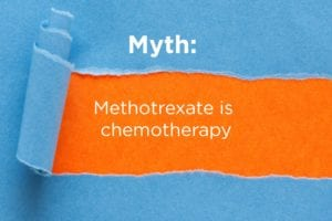 Methotrexate Myths