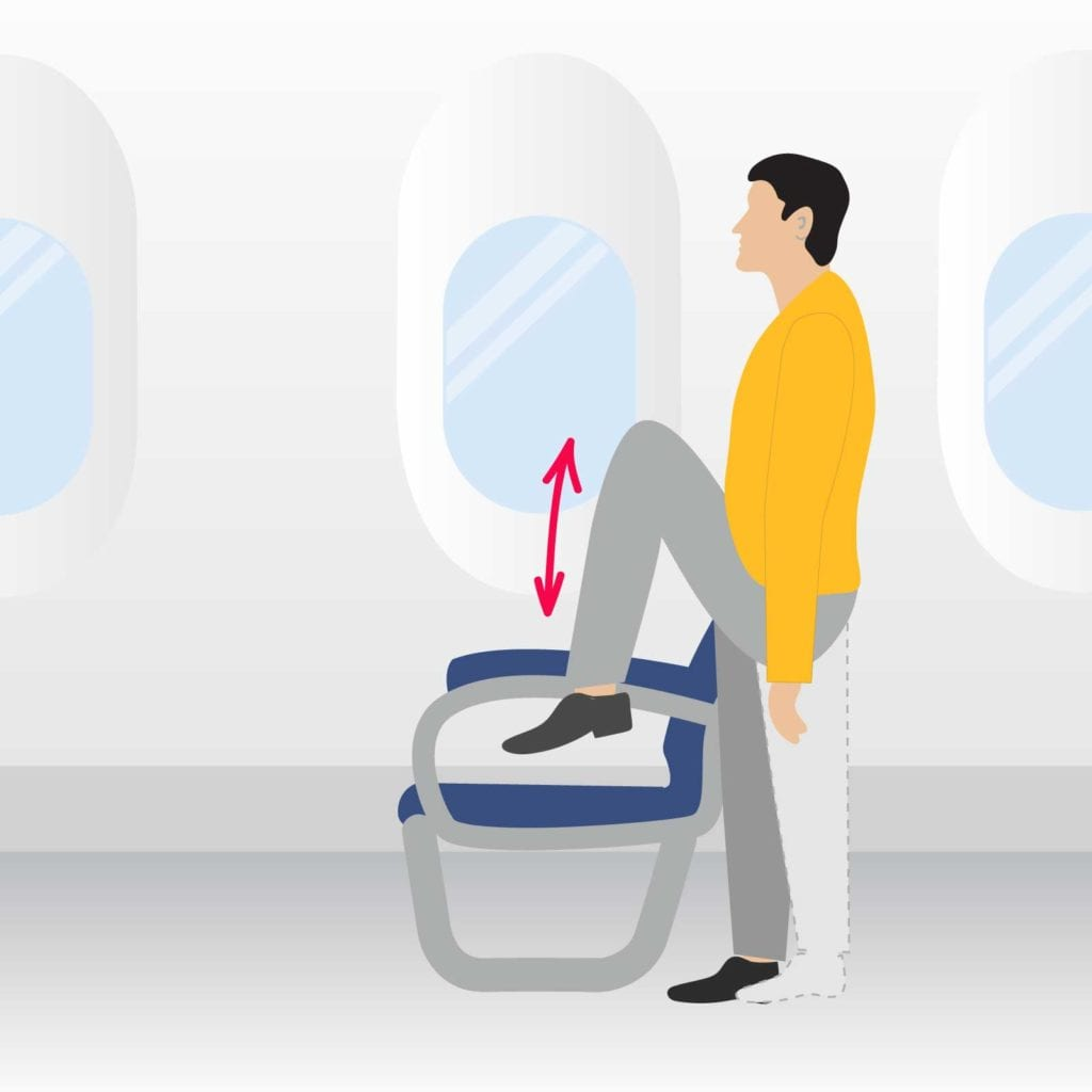 Airplane Stretches