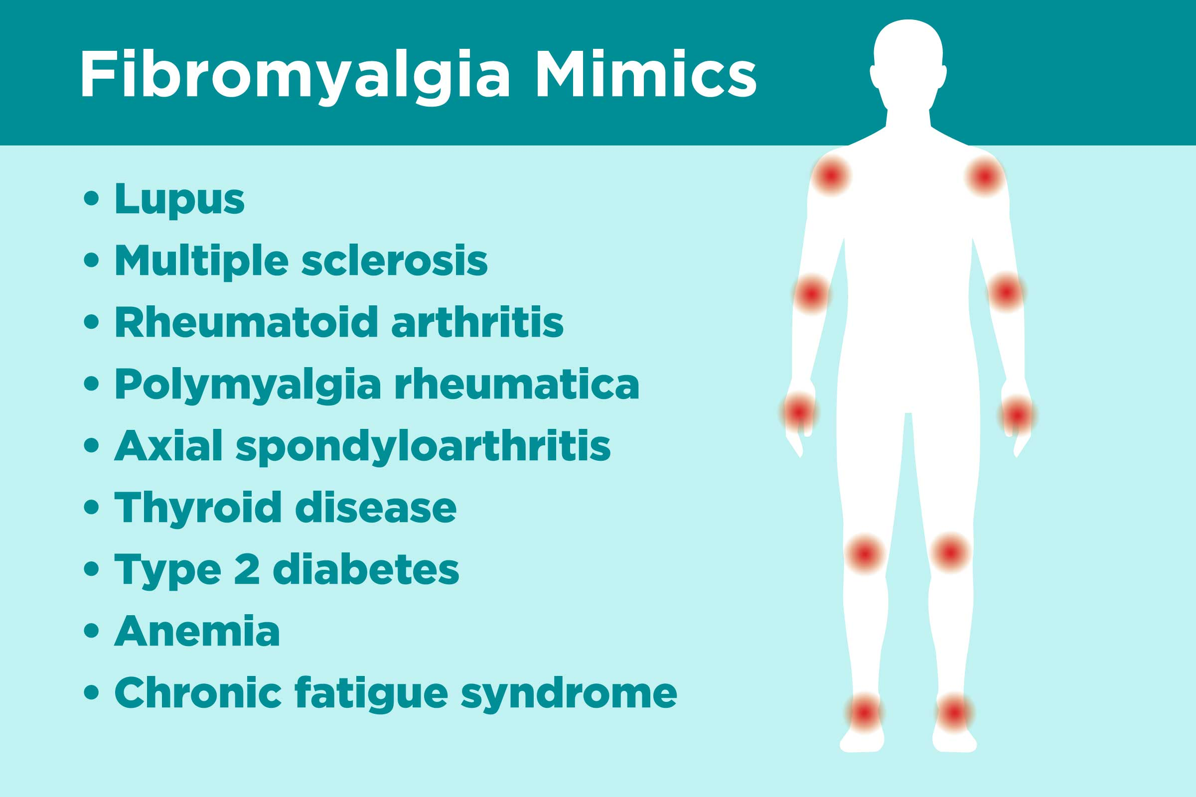 Fibromyalgia Misdiagnosis: Diseases Fibromyalgia Can Be Mistaken For