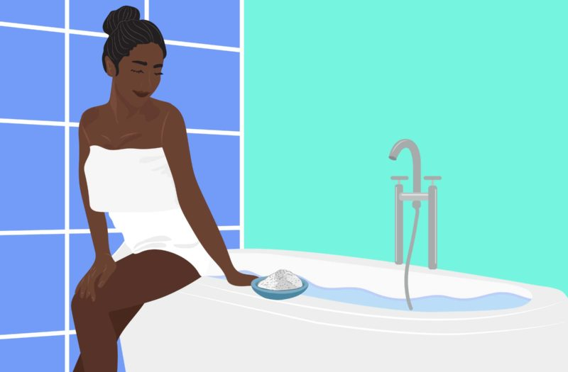 Epsom Salt Bath and Arthritis