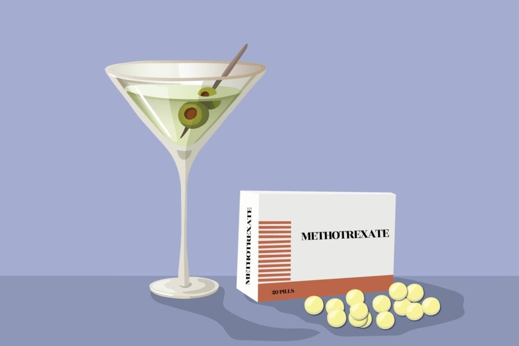 Drinking Alcohol While Taking Methotrexate Is It Safe