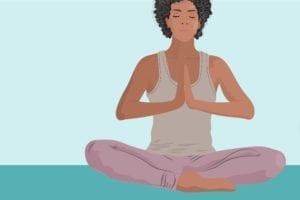 Yoga to Manage Arthritis Flares