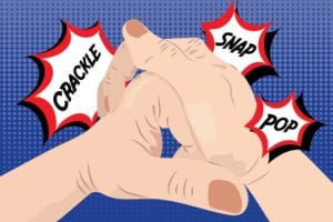 Cracking Knuckles Arthritis