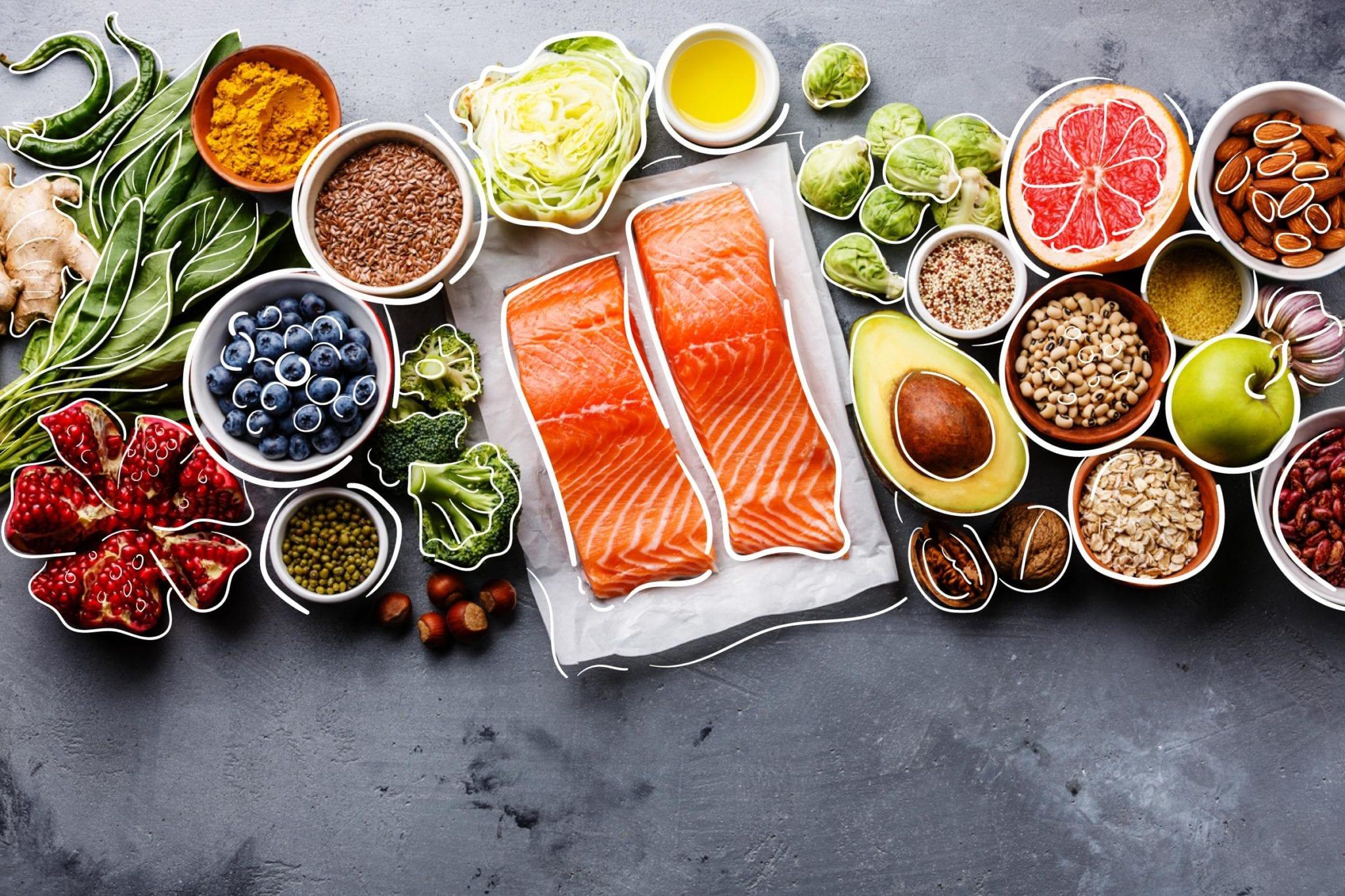 diéta és fibromyalgia