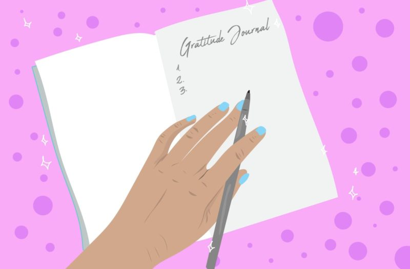 Gratitude Journal for Stress Relief
