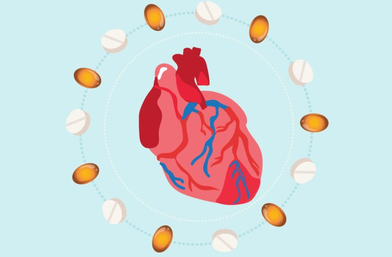 Fish Oil and Vitamin D for Heart Health