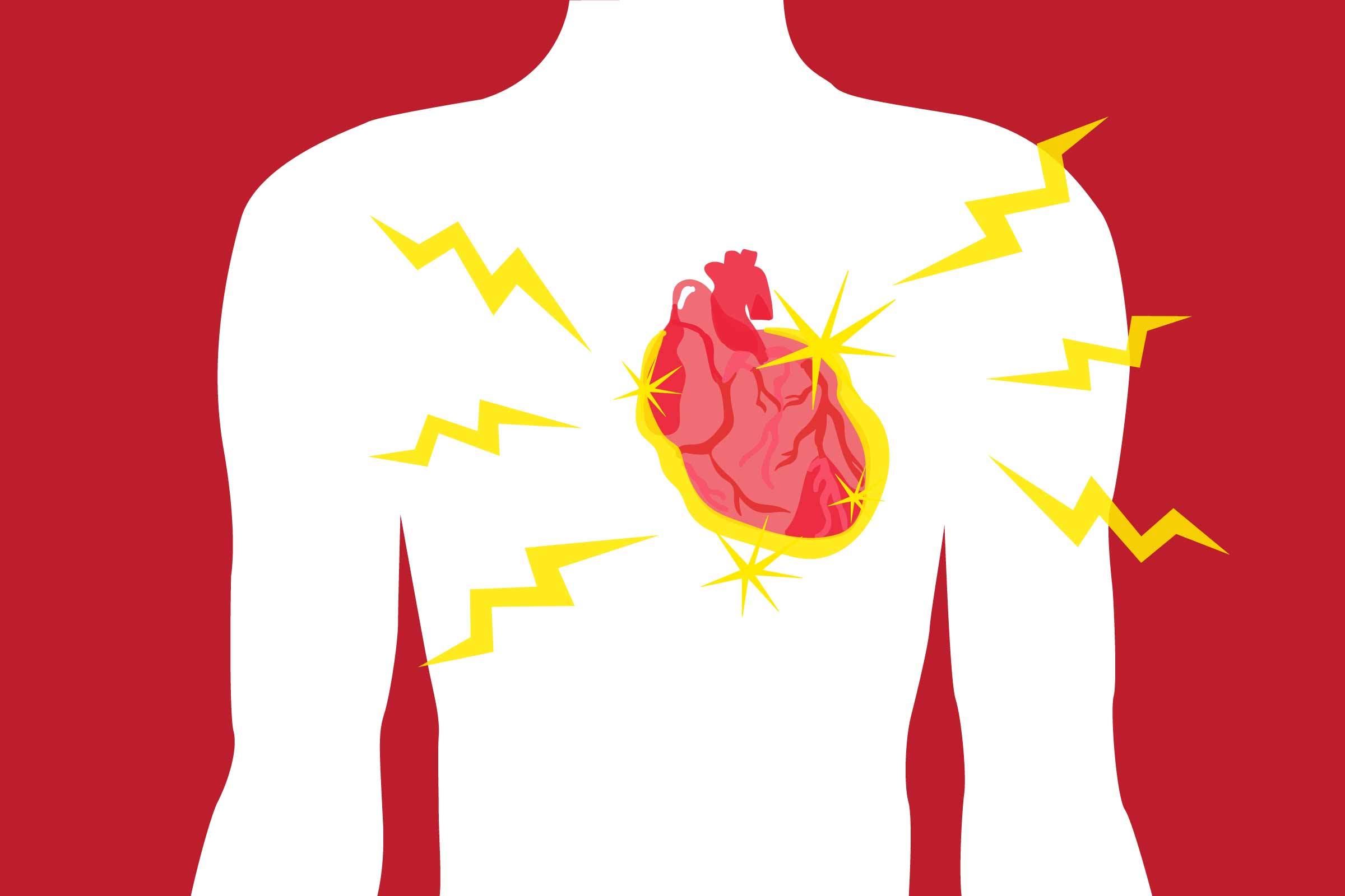 Imaging Tests Show Heart Inflammation In People With Ra