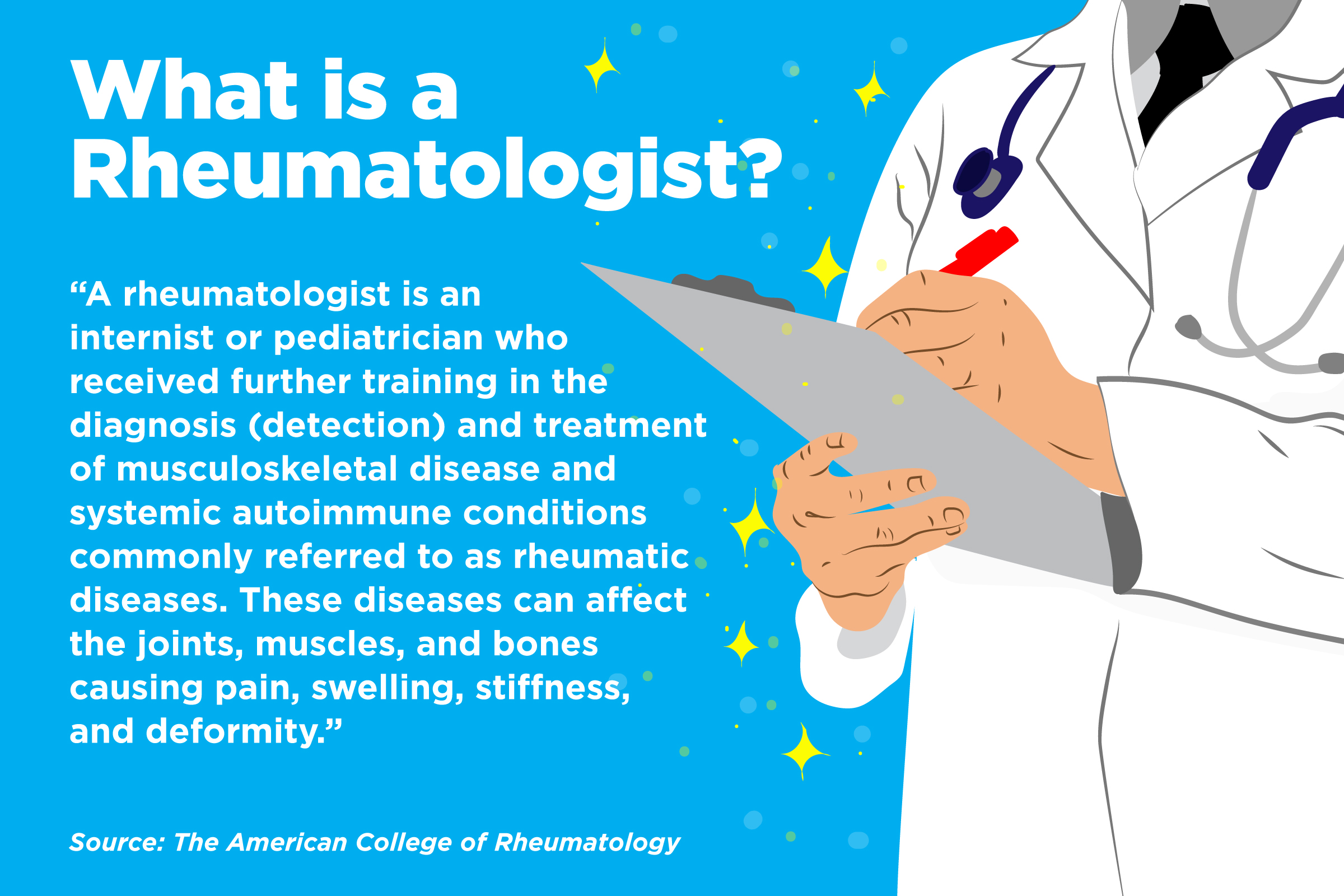 What Is a Rheumatologist? What They Treat and When You Need