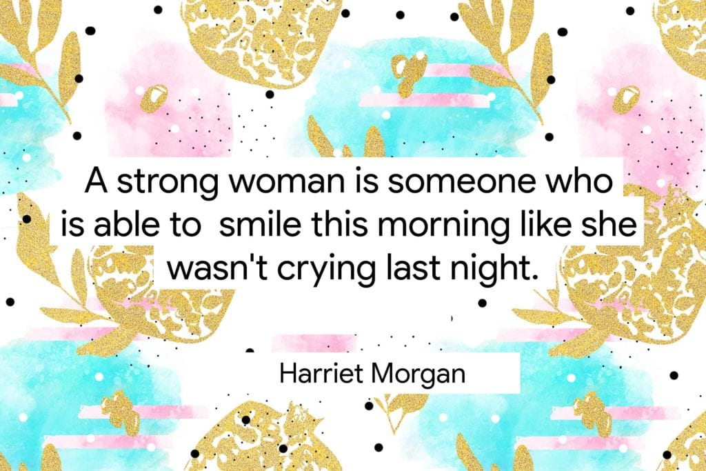 Quotes About Strong Women and Chronic Illness
