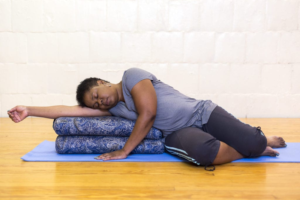 Yoga For Arthritis 5 Restorative Postures That Feel Good