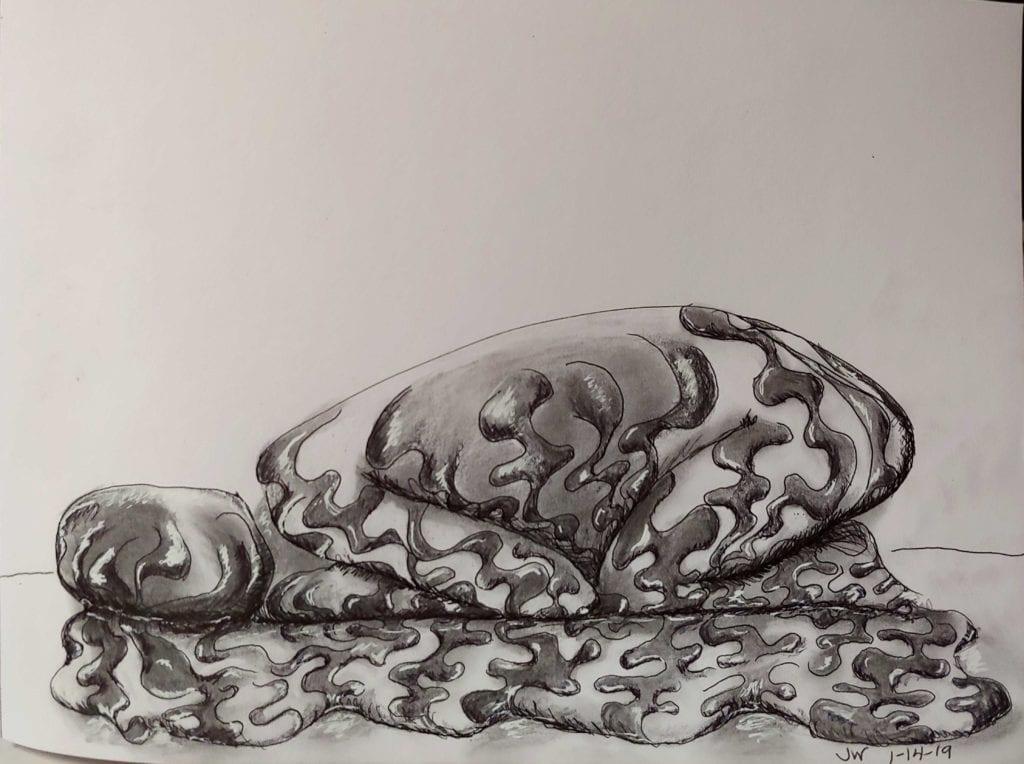 Arthritis Art Fatigue Melting