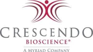 Crescendo Bioscience A Myriad Company logo