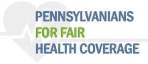 Pennsylvanians for Fair Health Coverage logo