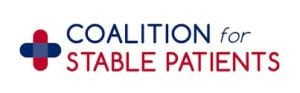 Coalition for Stable Patients logo