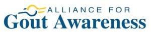 Alliance for Gout Awareness logo