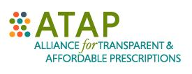 Alliance for Transparent and Affordable Prescriptions logo