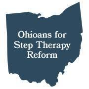 Ohioans for Step Therapy Reform logo