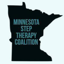 Mimmesota Step Therapy Coalition logo