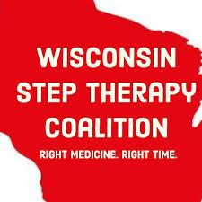 Wisconsin Step Therapy Coalition logo