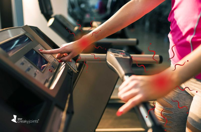 Exercise Prevent Rheumatoid Arthritis