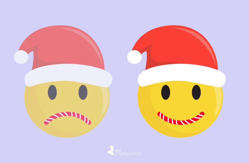 Holiday FOMO vs JOMO with Chronic Illness