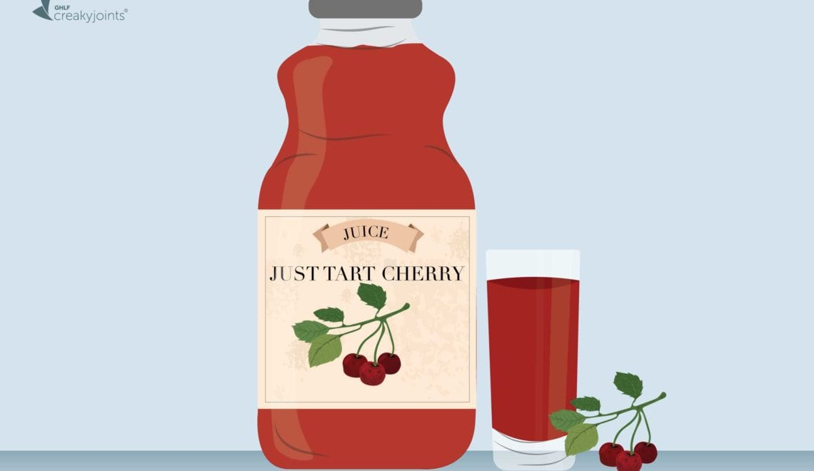 Cherry Juice and Gout