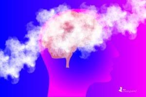 Fibromyalgia fog art