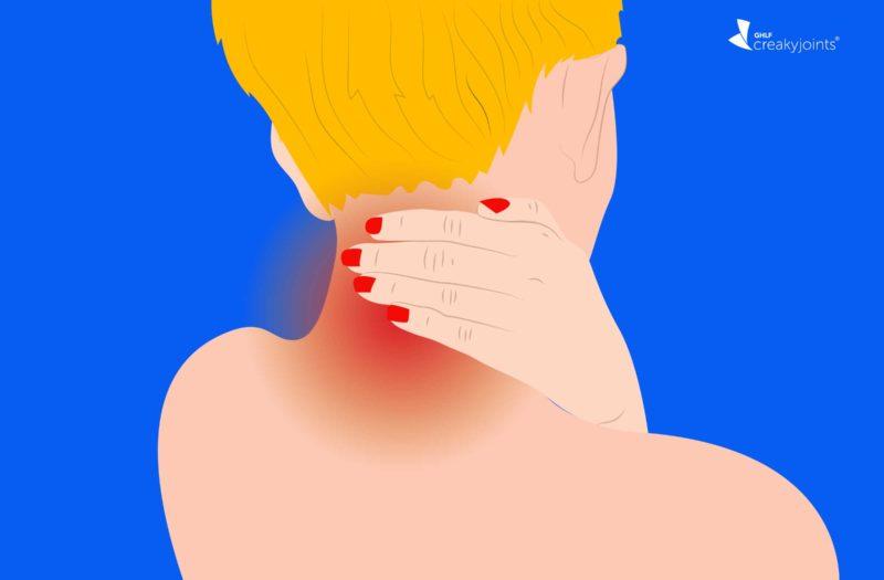 Arthritis Neck Pain Stretches