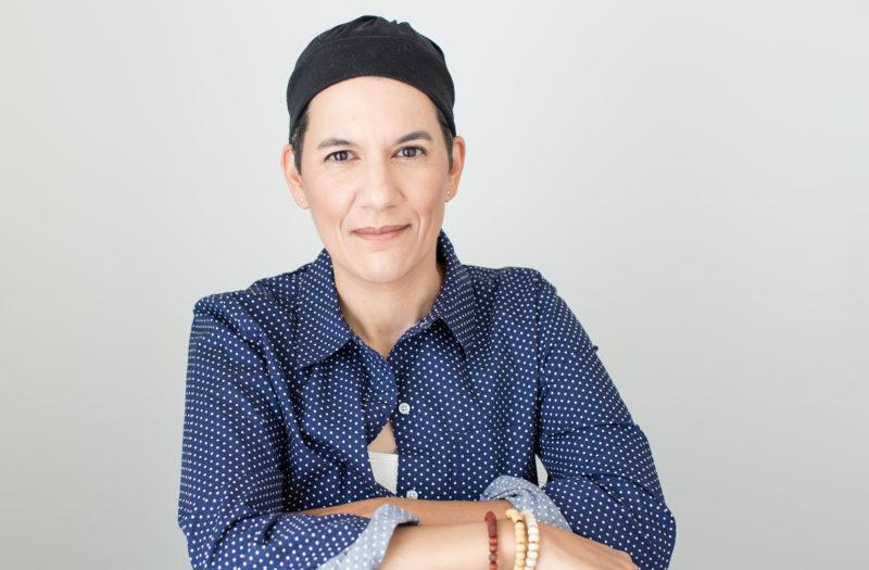 Amy Millios Non-Radiographic Axial Spondyloarthritis Patient