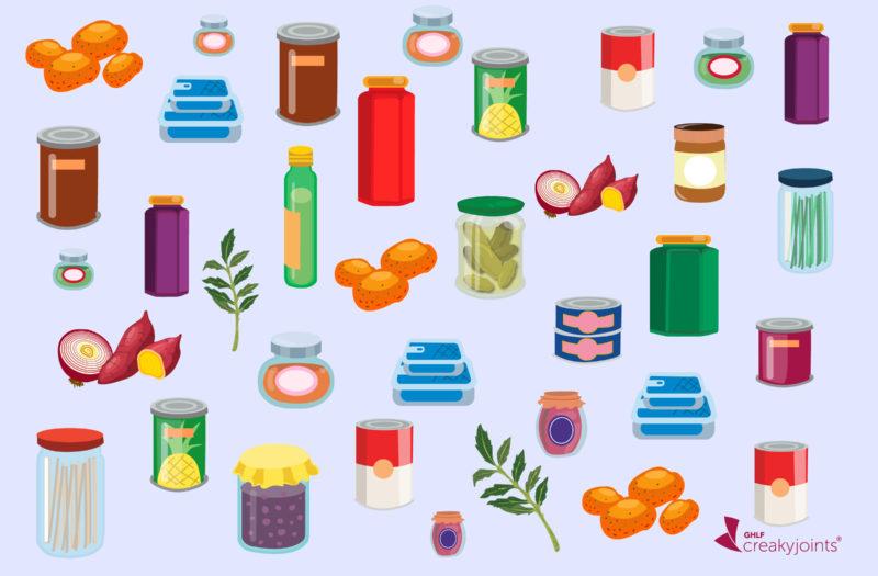 Anti-Inflammatory Pantry Foods
