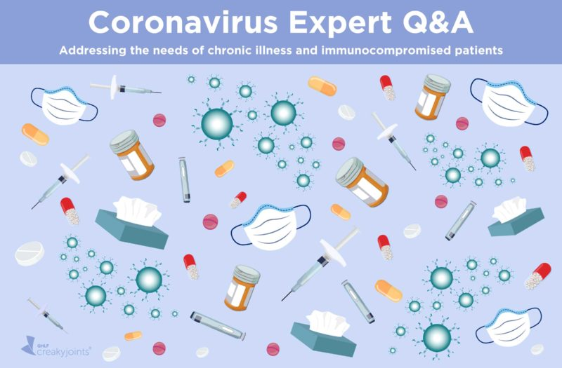 Coronavirus Q&A for Chronic Illness Patients