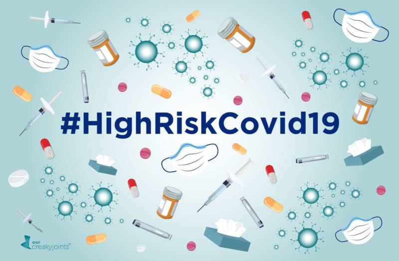 #HighRiskCovid19 Hashtag
