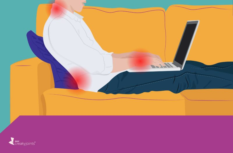 How Your House and Home Habits Are Making Arthritis Pain Worse