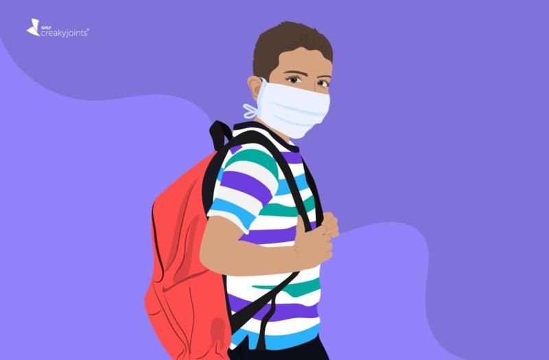 Pediatric Rheumatic Disease Face Mask