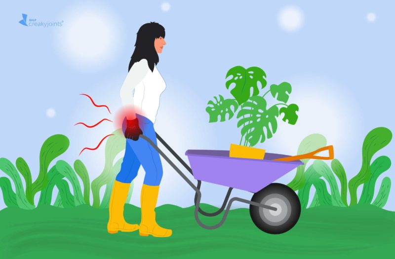 Gardening with Arthritis