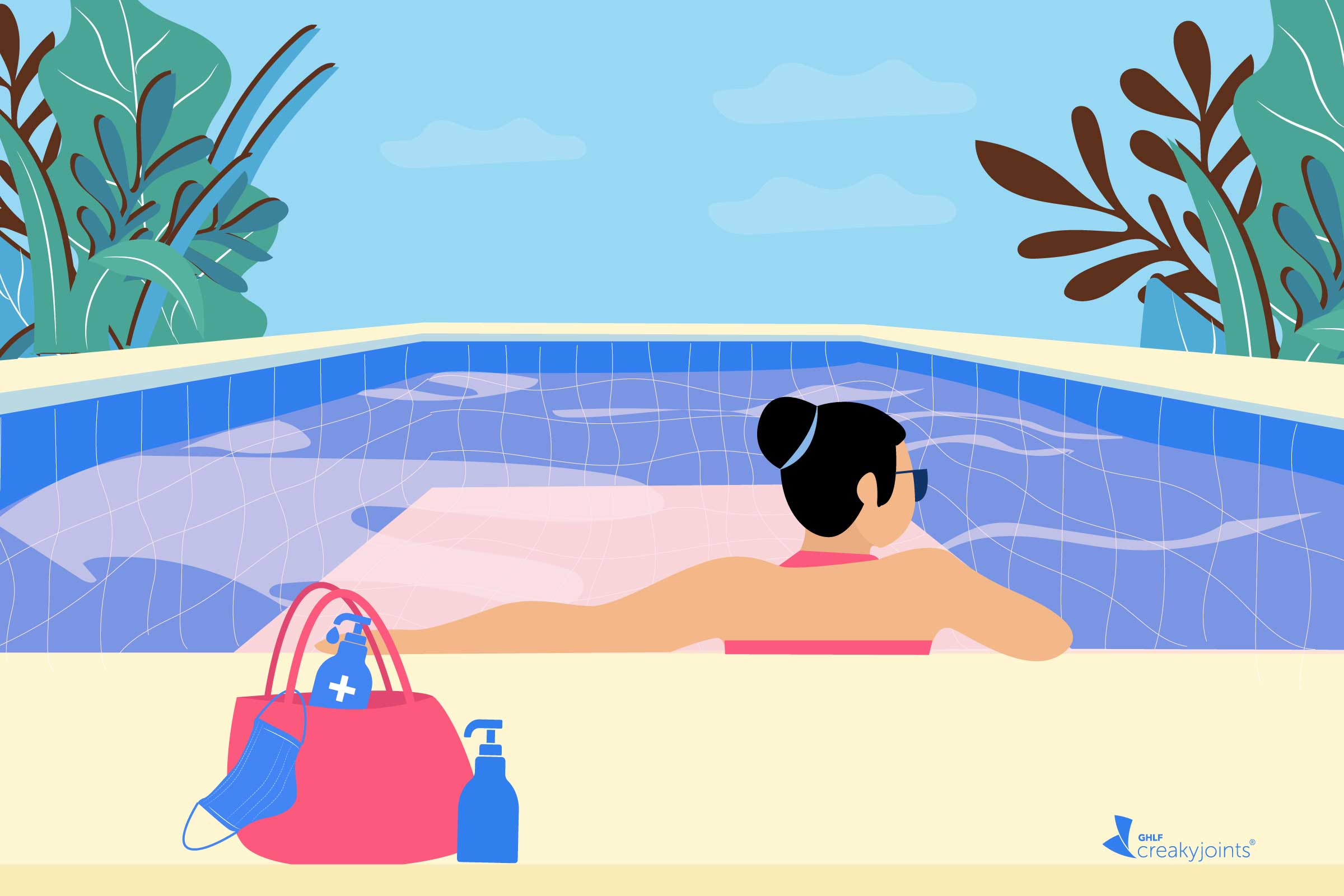 Swimming Pools And Covid 19 Precautions For Chronic Illness