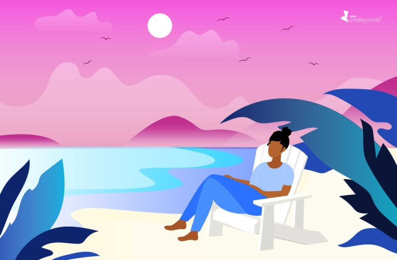Rest and Relax to Stop Anxiety