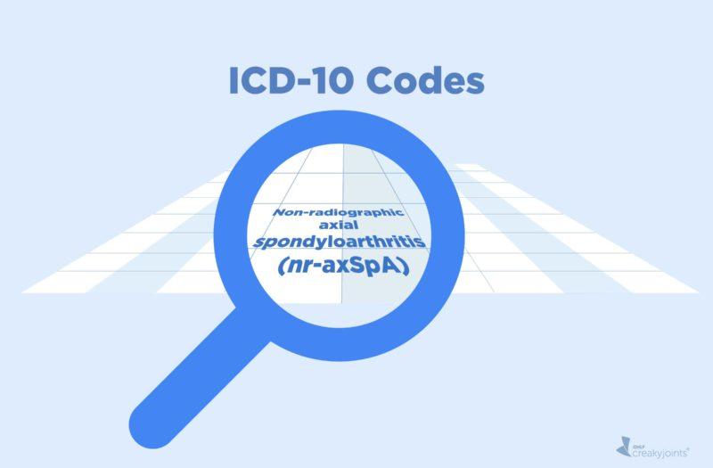 Non-Radiographic Axial Spondyloarthritis ICD-10 Diagnostic Code