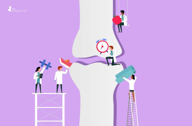 Rheumatologist Tips for Healthy Joints