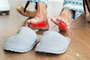 Arthritis Foot Pain Barefoot COVID-19 Pandemic