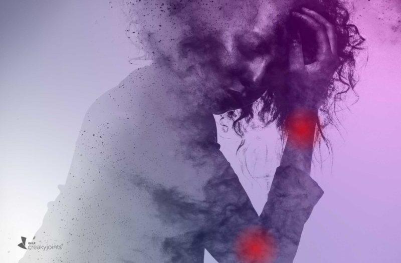 Arthritis and Depression art