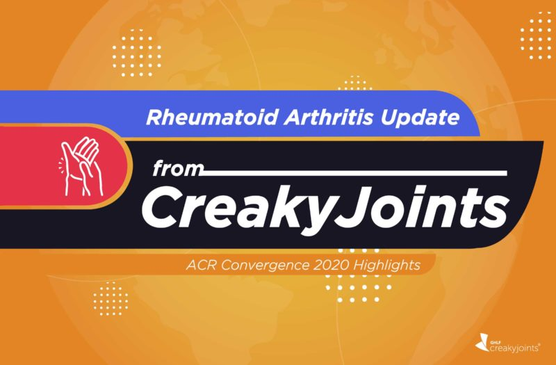 Rheumatoid Arthritis Update from CreakyJoints