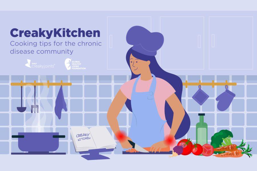 Creaky Kitchen graphic