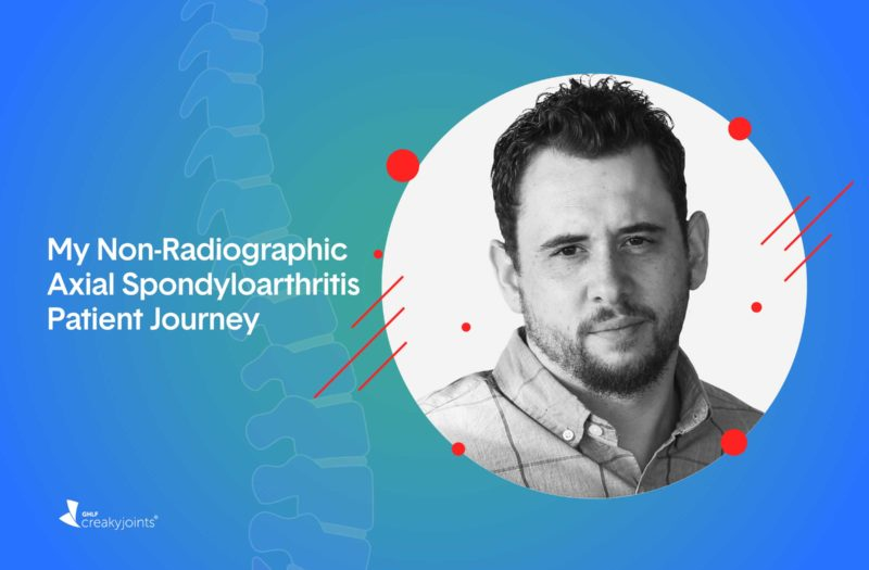 Non-Radiographic Axial Spondyloarthritis Patient Journey Ricky White