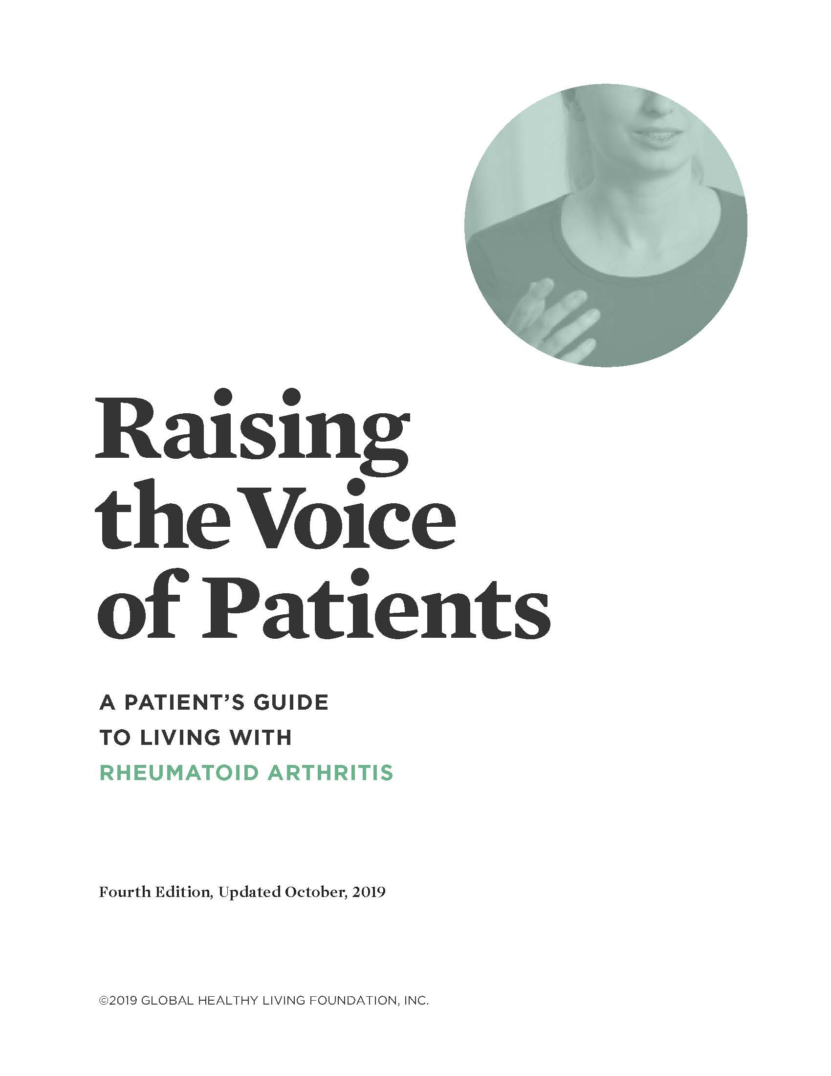Raising the Voice of Patients